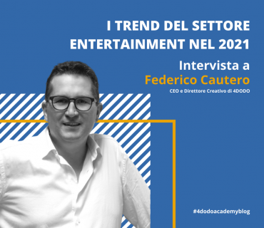 I trend del settore entertainment del 2021 – Intervista a Federico Cautero